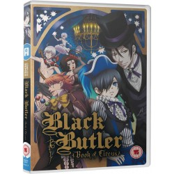 Black Butler Season 3 (15) DVD