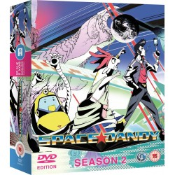 Space Dandy Season 2 -...