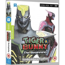 Tiger & Bunny - The...