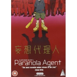 Paranoia Agent Collection...