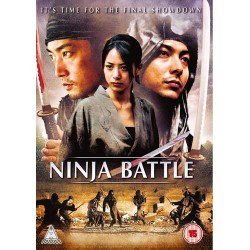Ninja Battle (15) DVD