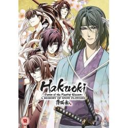 Hakuoki: A Memory of Snow...