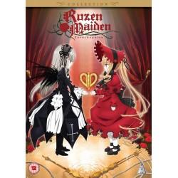 Rozen Maiden: Zuruckspulen...