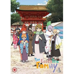 The Eccentric Family -...