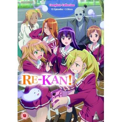 RE-KAN! Collection (12) DVD