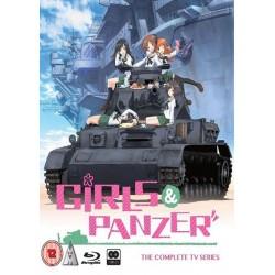 Girls und Panzer TV...