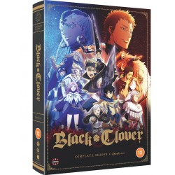 Black Clover - Season 1...