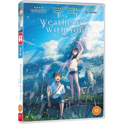 Weathering With You (12) DVD