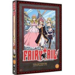 Fairy Tail Collection Six...