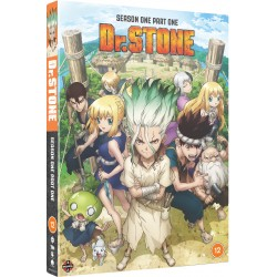 Dr STONE - Season 1 Part 1...