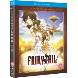 Fairy Tail Zero (15) Blu-Ray