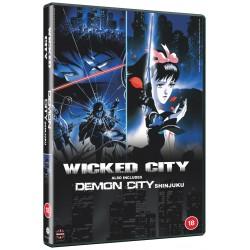 Wicked City & Demon City...