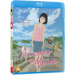 A Letter to Momo (PG) Blu-Ray
