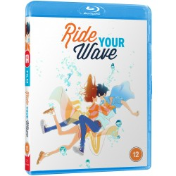 Ride Your Wave (12) Blu-Ray