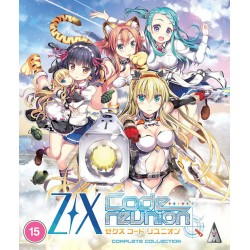 Z/X Code Reunion Collection...