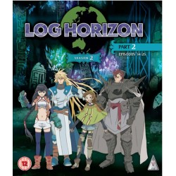 Log Horizon - Season 2 Part...
