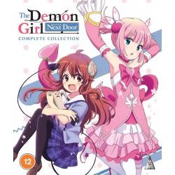 The Demon Girl Next Door...
