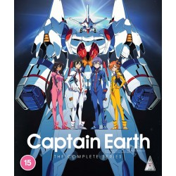 Captain Earth Collection...