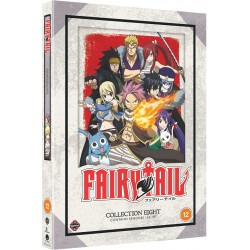 Fairy Tail Collection Eight...
