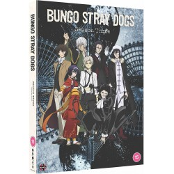Bungo Stray Dogs - Season 3...