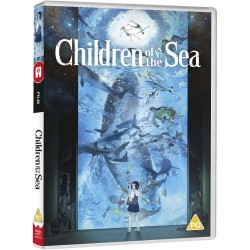Children of the Sea (PG) DVD