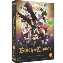 Black Clover - Season 2...