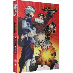 My Hero Academia - Season 4...