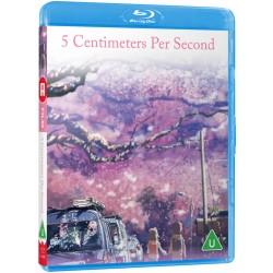 5 Centimeters Per Second...
