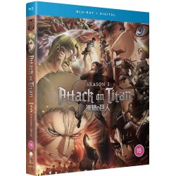Attack on Titan - Season 3...