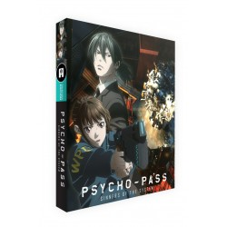 Psycho-Pass: Sinners of the...