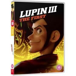 Lupin III: The First (15) DVD