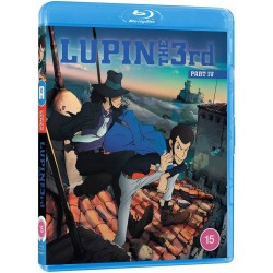 Lupin the 3rd Part IV...