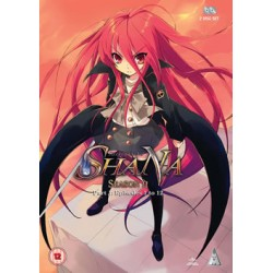 Shakugan No Shana Season 2 Part 1 [in case but no Artsleeve] (12) DVD